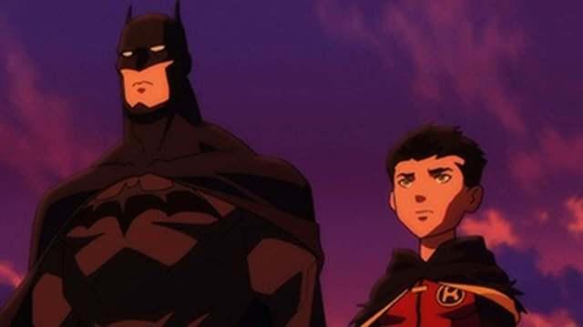 Damian Wayne es hijo de Batman