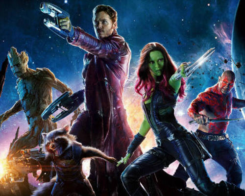 James Gunn Guardianes de la Galaxia 3
