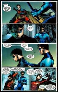 página de la resurreccion de ra's al ghul del Batman Saga de Grant Morrison
