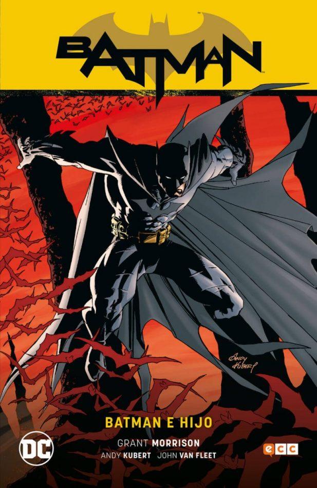 Batman Morrison 1