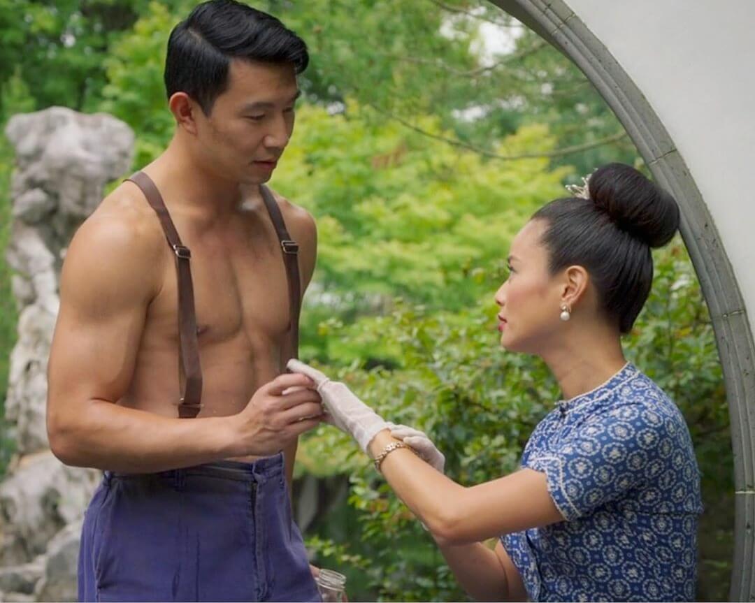 Simu Liu habla sobre la cancelación del rodaje de Shang-Chi