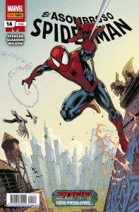 portada asombroso spiderman 14