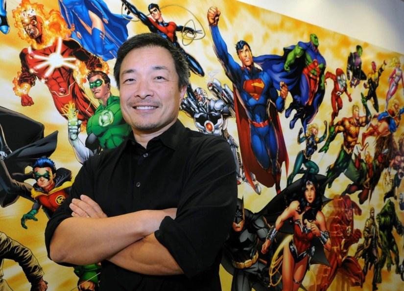 Jim Lee, editor de DC Comics