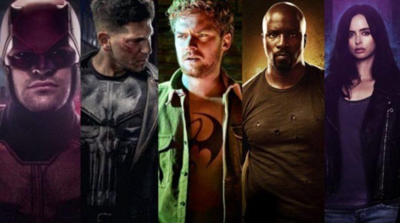 Marvel Netflix cronología