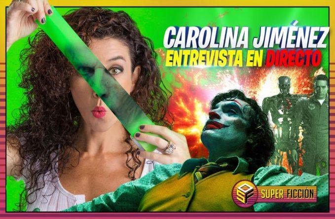 Carolina Jiménez: El arte de los VFX con acento español