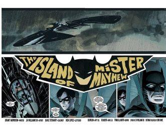 pagina Williams III Batman Morrison
