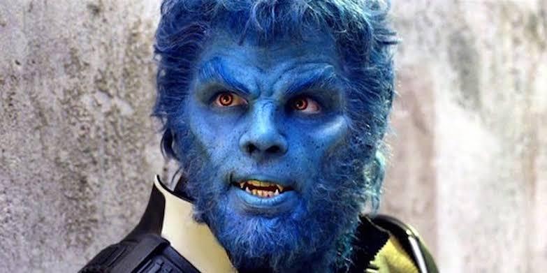 Nicholas Hoult X-Men