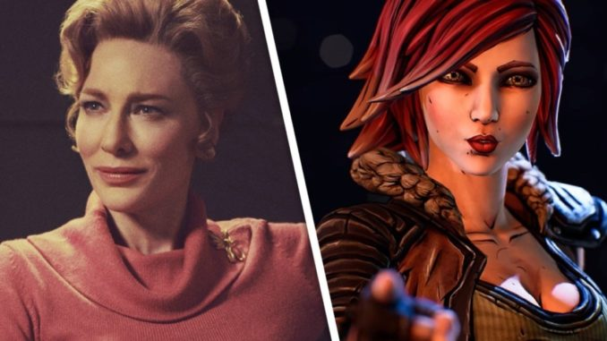 Cate Blanchett en Borderlands como Lilith