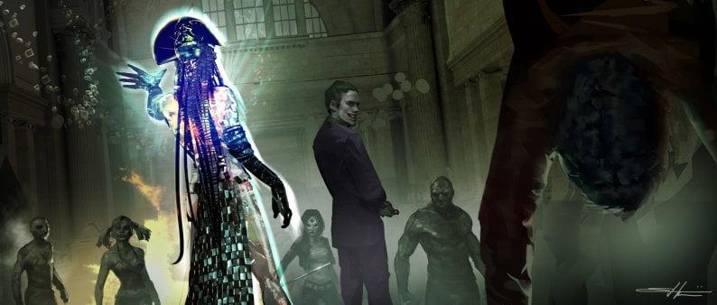 Joker y Enchantress