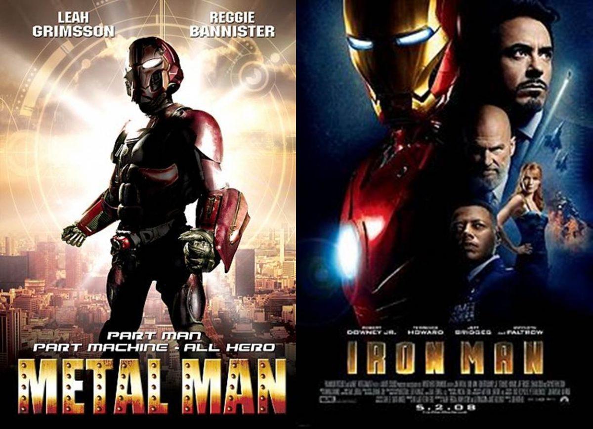 Películas copia de Marvel