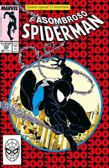 Marvel Facsimil Spiderman 300
