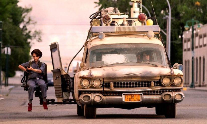 Ghostbusters Afterlife estrenos 2021