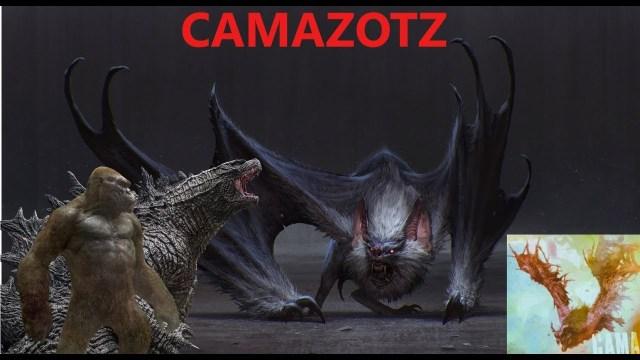 Titanus Camazotz
