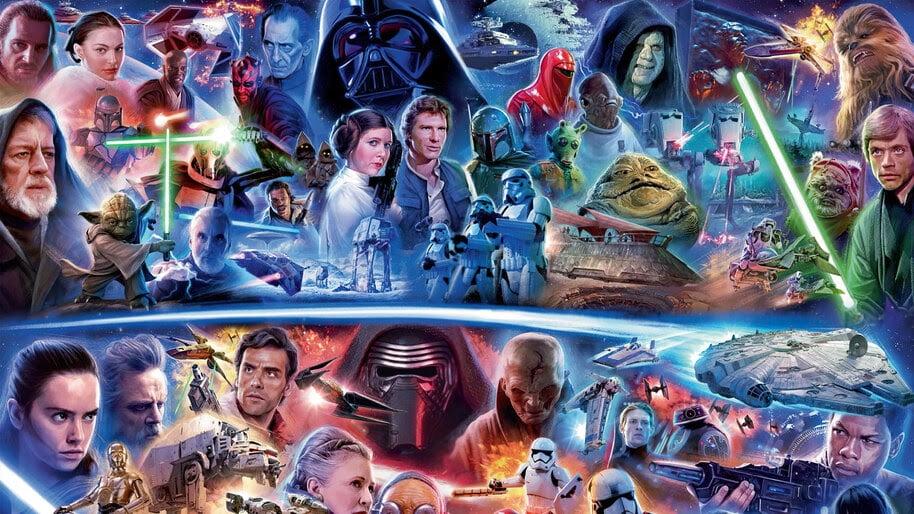 Personaje más popular de Star Wars