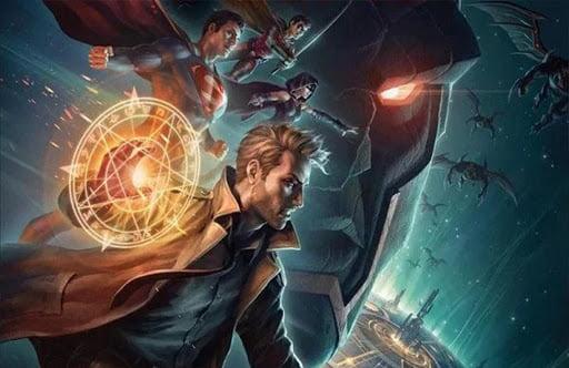 Justice League Dark: Apokolips War reseña