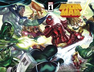 iron man alex ross