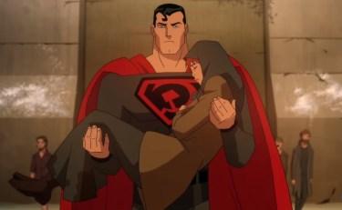 Fotograma de la película Elseworld, Superman: Red Son/Hijo Rojo