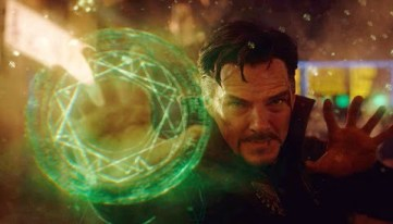 Dr.strange en Infinity War