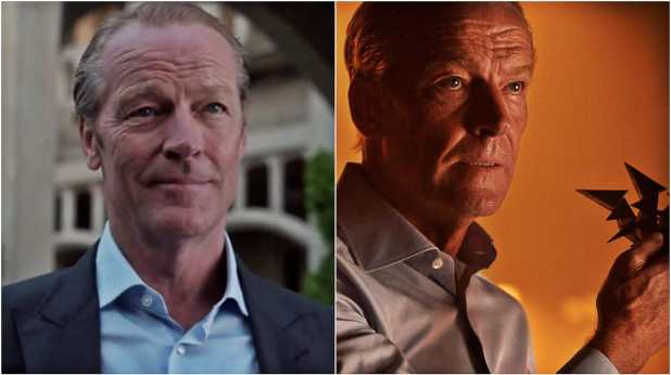 Iain Glen batman