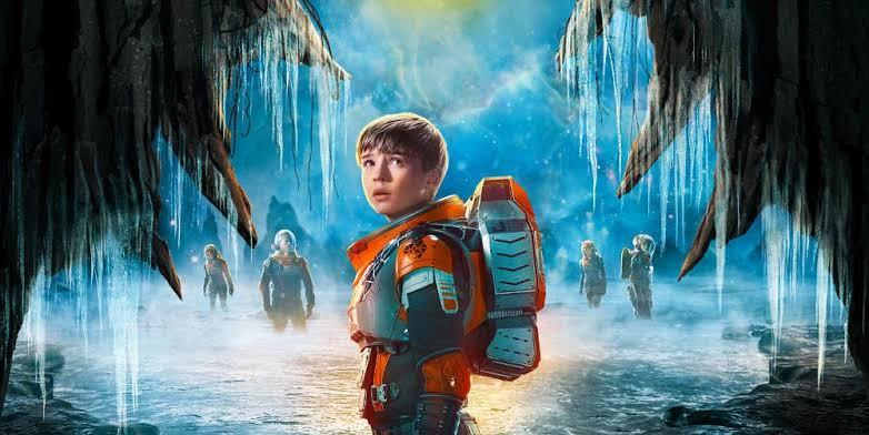 Lost In Space mejores series de netflix