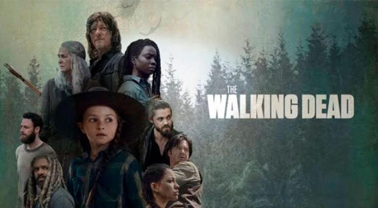 """""""The Walking Dead"""": nuevas fotos del set de rodaje de la temporada 10"""