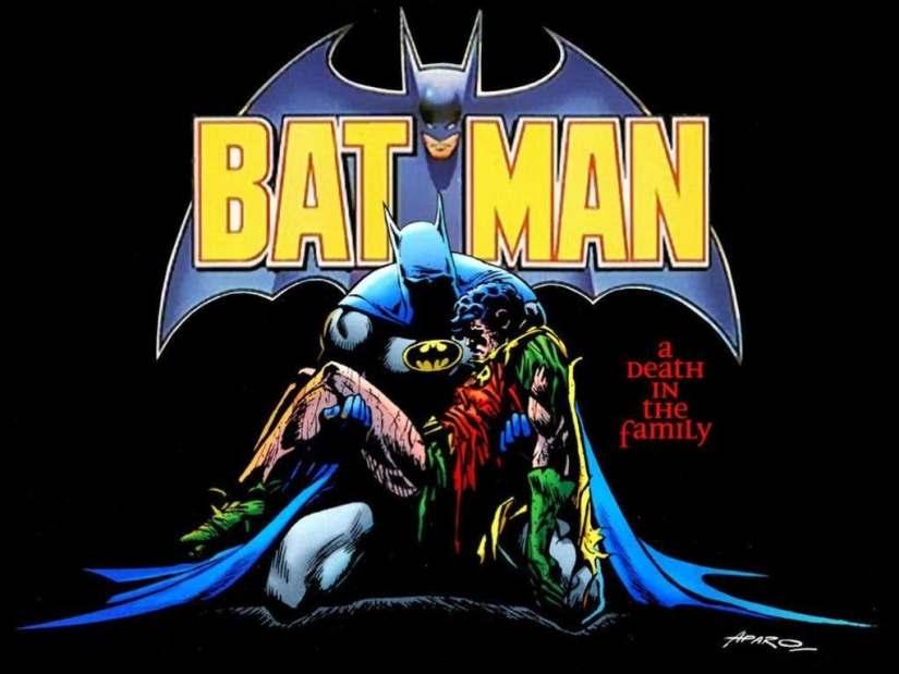 Batman Muerte en la familia