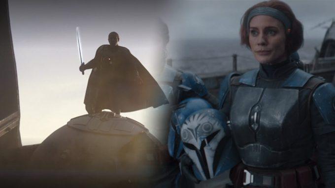 Katee Sackhoff dice que sabremos lo qué pasó entre Bo-Katan y Moff Gideon por el sable oscuro