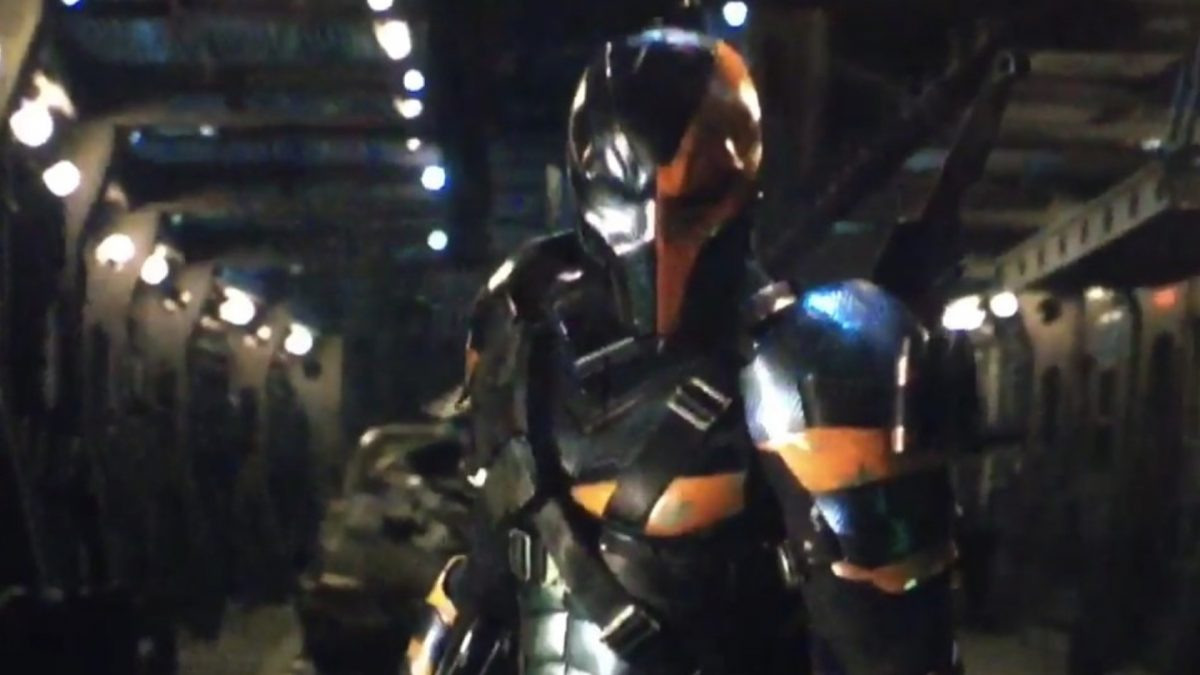 Joe Manganiello Deathstroke DCEU