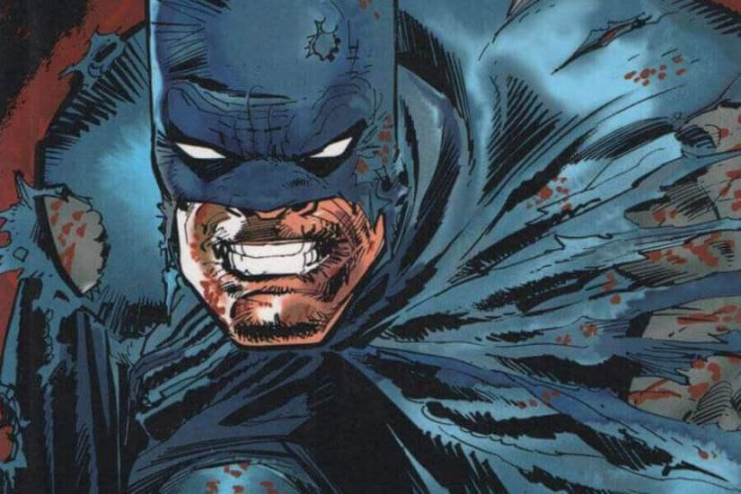 The Dark Knight Returns Batman