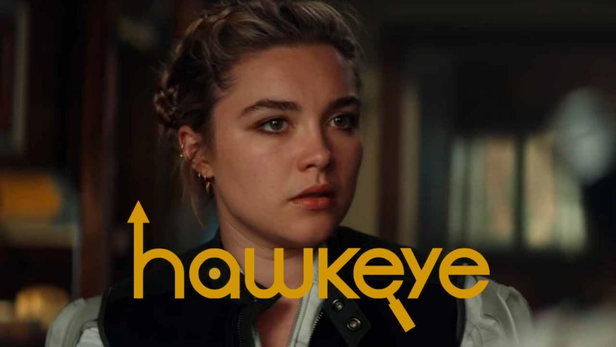 Yelena Belova Hawkeye