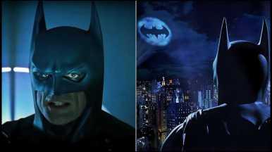 bruce thomas batman birds of prey