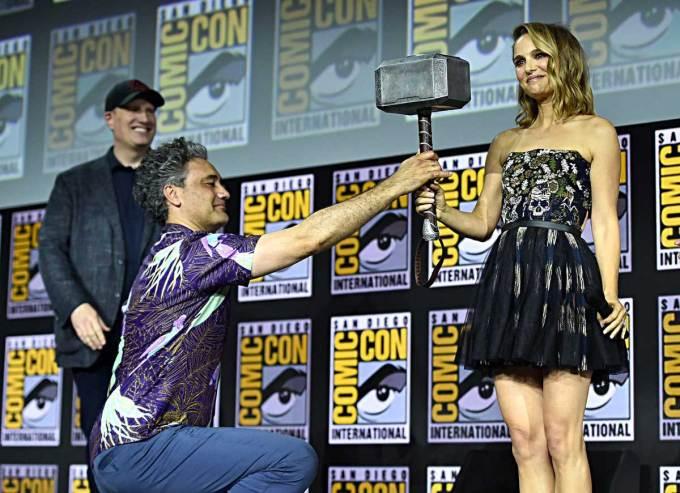Natalie Portman Comic-con