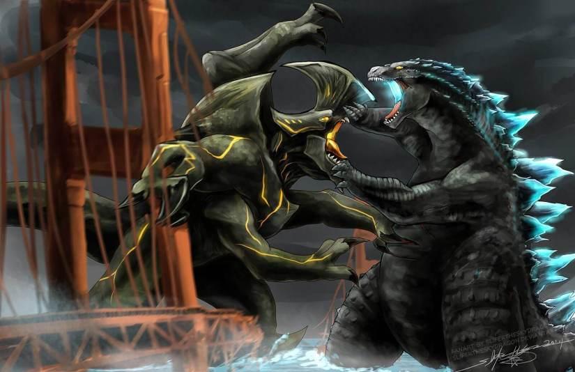 Pacific Rim Monsterverse