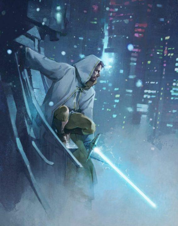 Life Day Treasury: La novela navideña que contará una historia de Star Wars