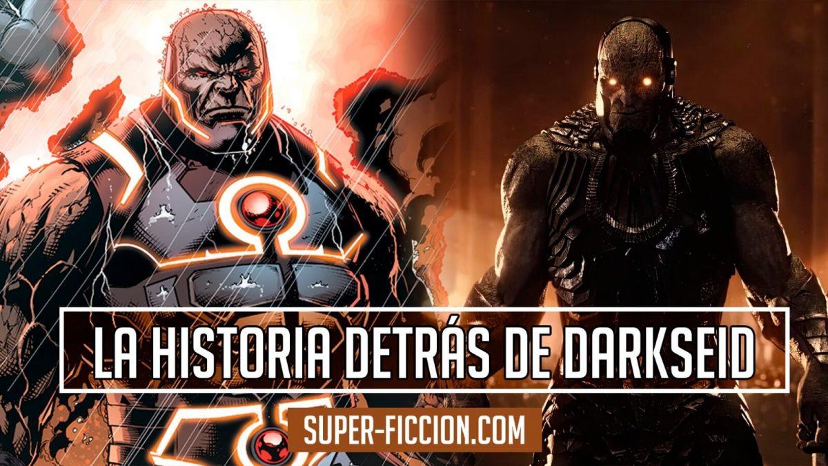 Quién es Darkseid