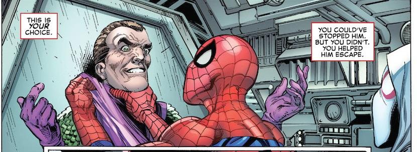 El Asombroso Spiderman 25