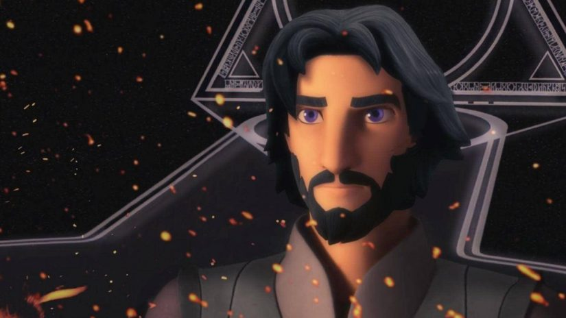Mena Massoud Ezra Bridger