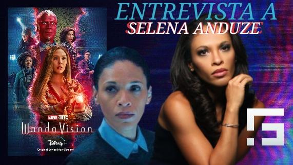 Entrevista a Selena Anduze sobre su papel en Wandavision de Marvel Studios