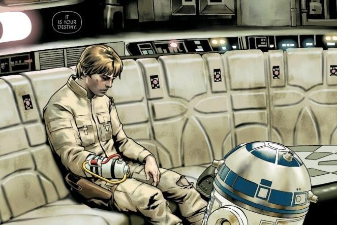 Star Wars La senda del destino Star Wars Reseña