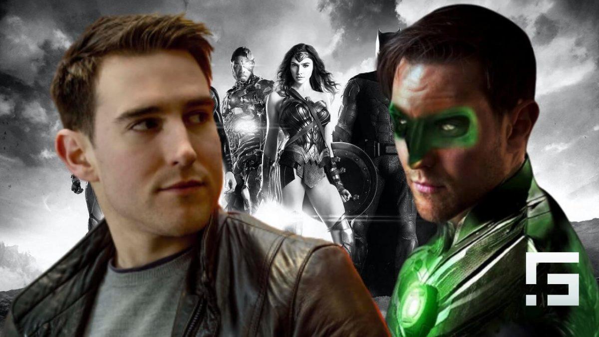 sam benjamin sale como hal jordan green lantern en el snyder cut de justice league
