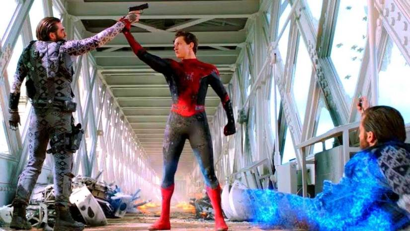 Sentido arácnido Spider-Man MCU