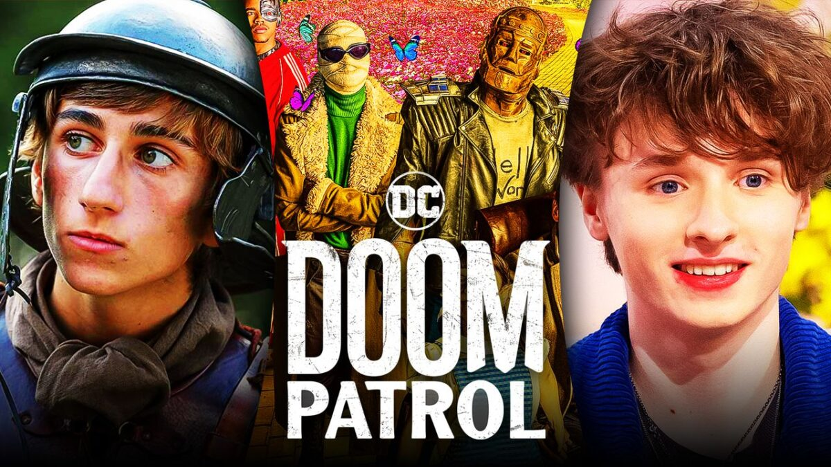 Doom Patrol Dead Boy Detectives
