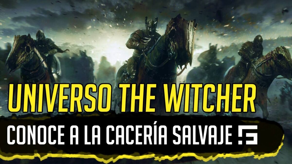 Qué es la cacería salvaje en The Witcher