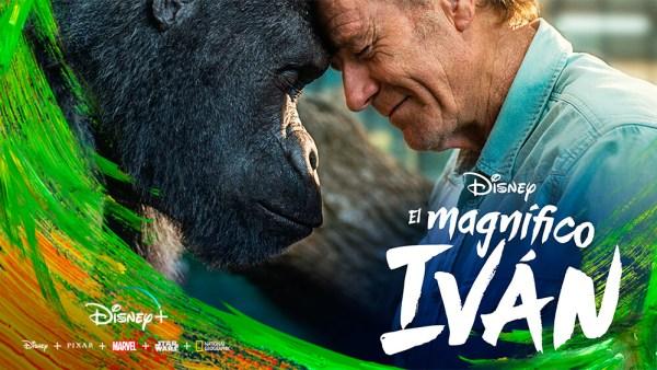 El magnífico Iván, otra película con nominación a los Mejores Efectos Visuales en los Oscars 2021