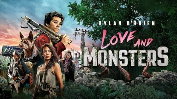 Love and Monsters es otra película de Netflix, que está en los Oscars de 2021 por sus efectos especiales.