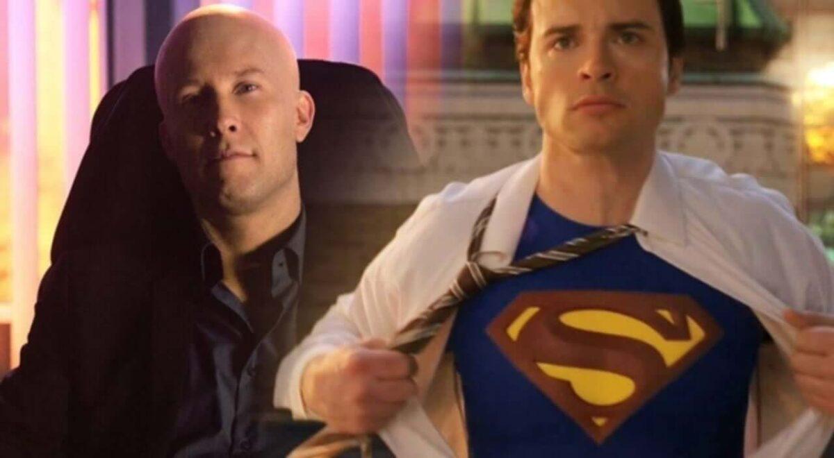 tom welling y michael rosenbaum tienen preparada la serie animada secuela de Smallville