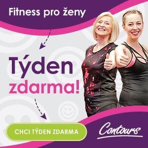 Contour týden zdarma - Fitness pro ženy