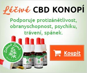 CBD olej zelenazeme.cz