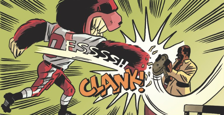 Friday Hero: Chuck Fairlane - Down. Set. Fight!