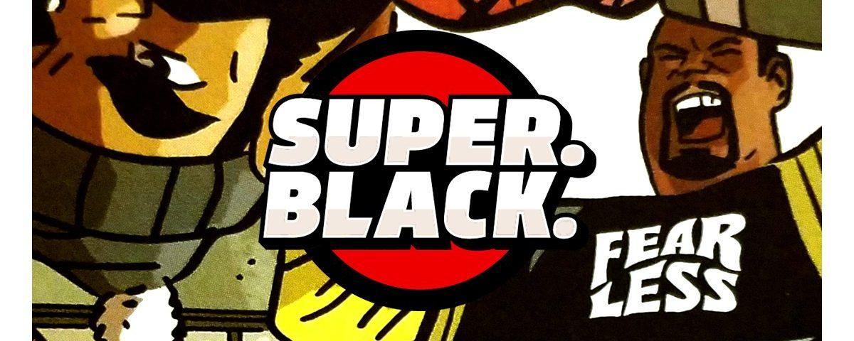 """""""Fearless"""" Chuck Fairlane - Super. Black."""